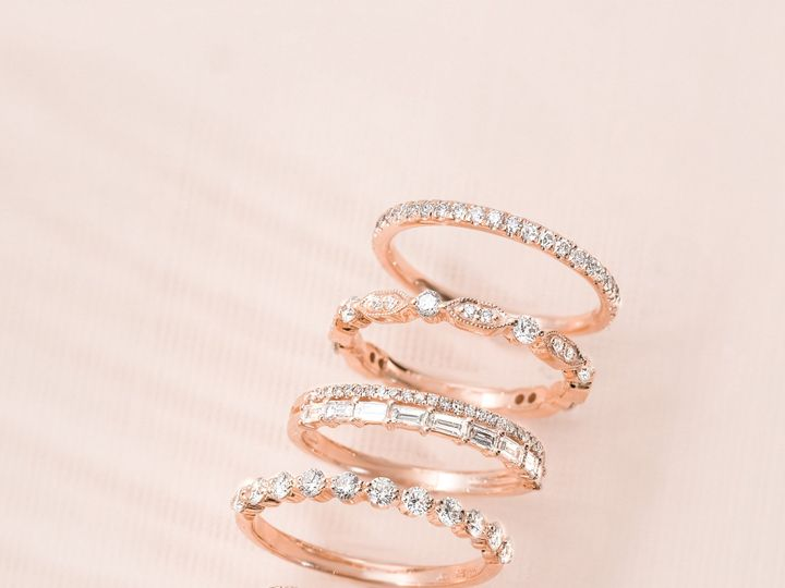 Tmx Stackable Rings 5 51 360439 1569611802 Huntington Beach wedding jewelry