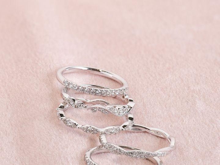 Tmx White Gold Stackables 51 360439 1569611803 Huntington Beach wedding jewelry