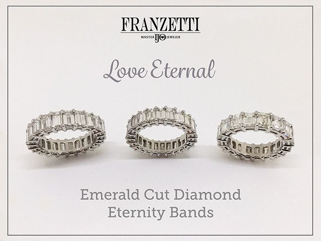 franzetti eternity bands