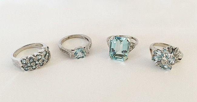Tmx 1467315730834 Fb Aqua Jewelry G2 Austin wedding jewelry