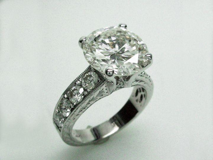 Tmx 1467316016438 Nixplay Small5carat Austin wedding jewelry