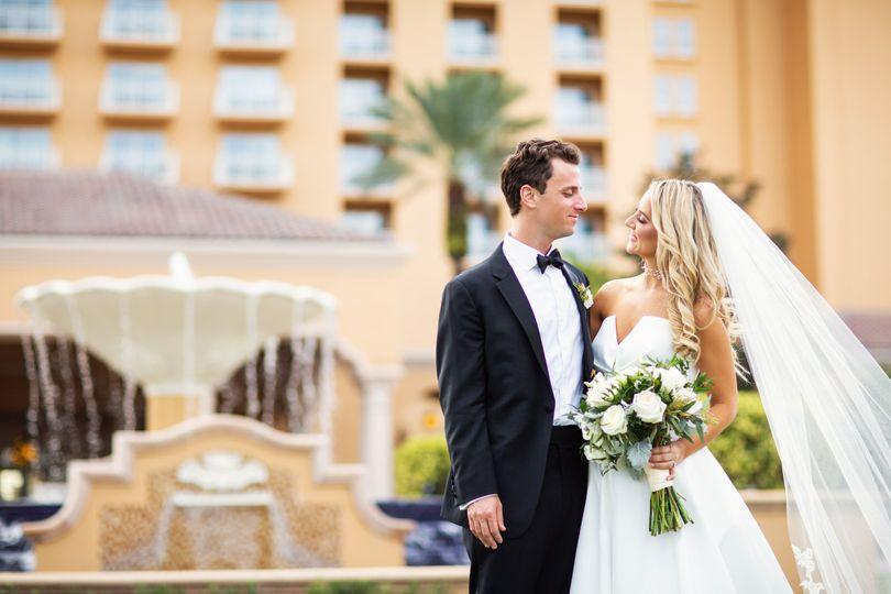 Ritz Carlton Orlando Wedding