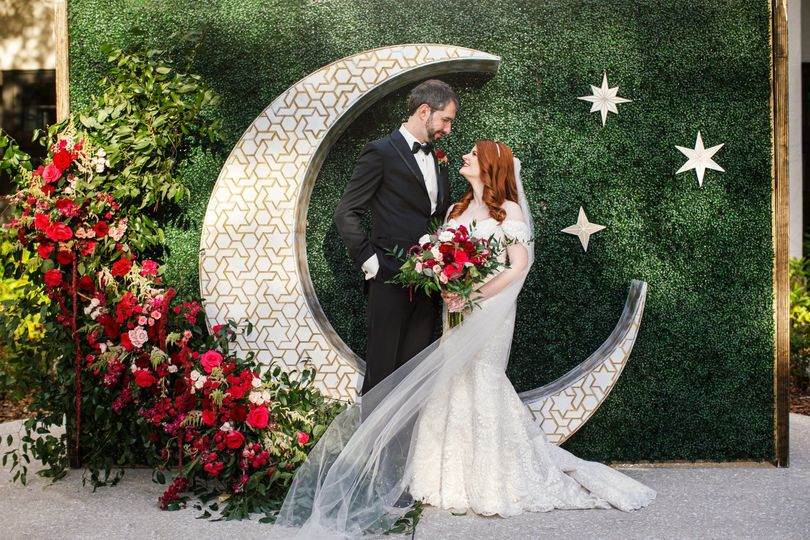 I love you to the moon and bac