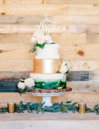 La bonita ranch wedding