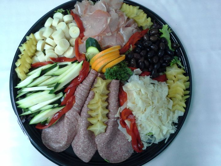 Tray Service for Casual Events
