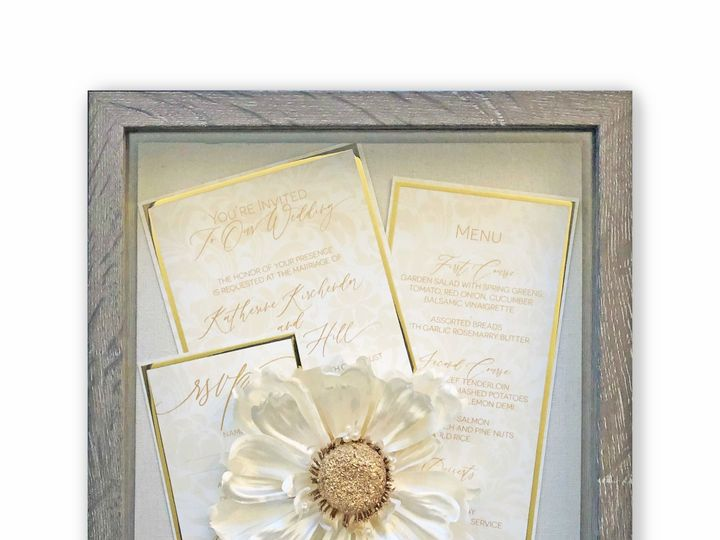 Tmx Gold 51 1951439 158293247377879 Cleveland, OH wedding invitation