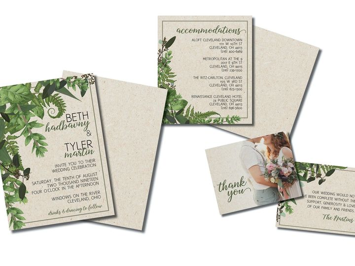 Tmx Inviteproofs5 51 1951439 158293248894789 Cleveland, OH wedding invitation