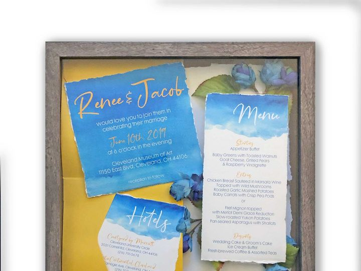 Tmx Watercolor 51 1951439 158293247449449 Cleveland, OH wedding invitation