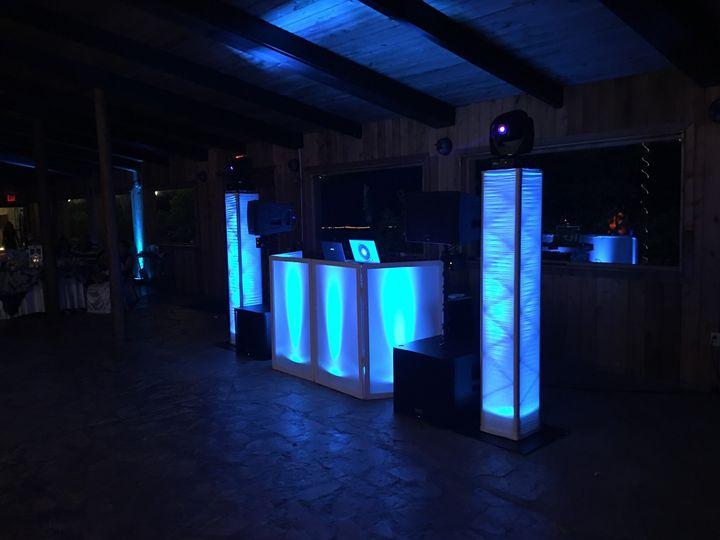 Wedding music venue