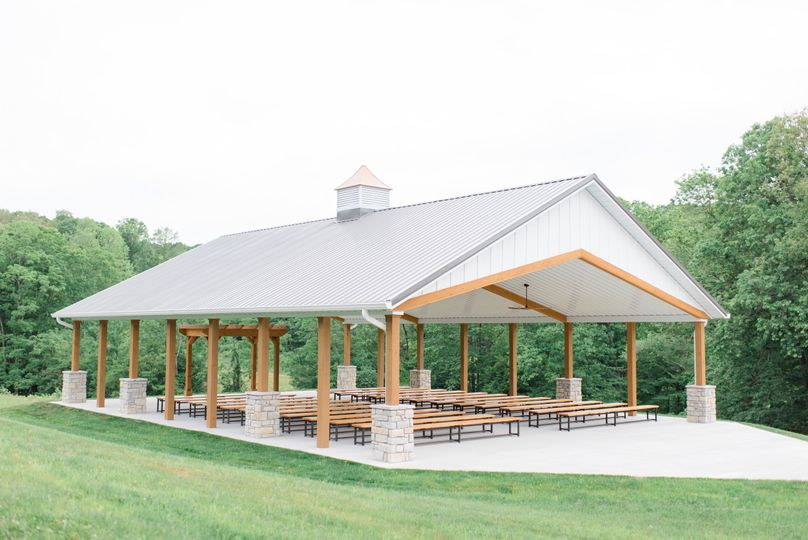 Covered Ceremony Pavilion