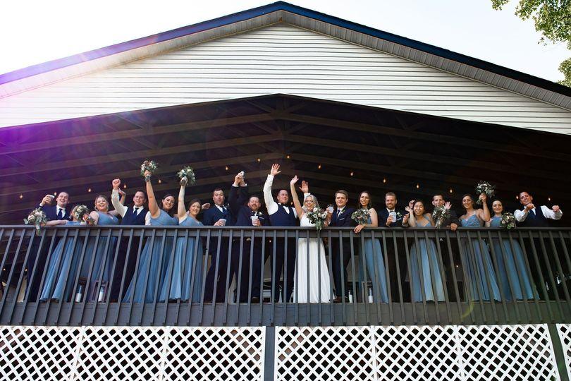 Deck off Banquet Hall
