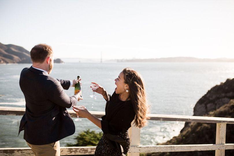 san francisco marin headlands sunrise engagement couple love danielle motif photography 158 51 992439 161730248827409