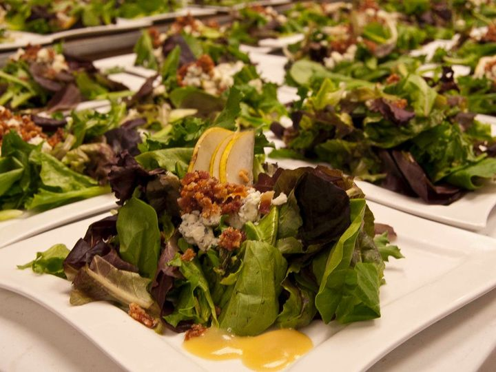 Tmx 1352222731256 Salads1 Norristown wedding catering