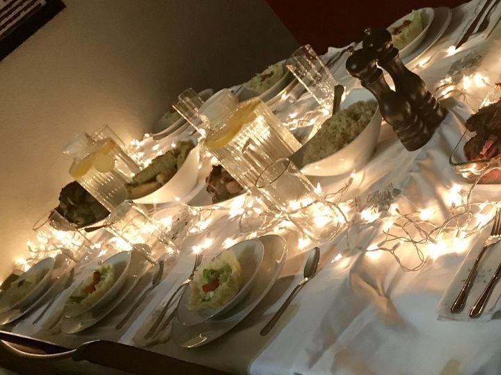 Easy elegant family dinner