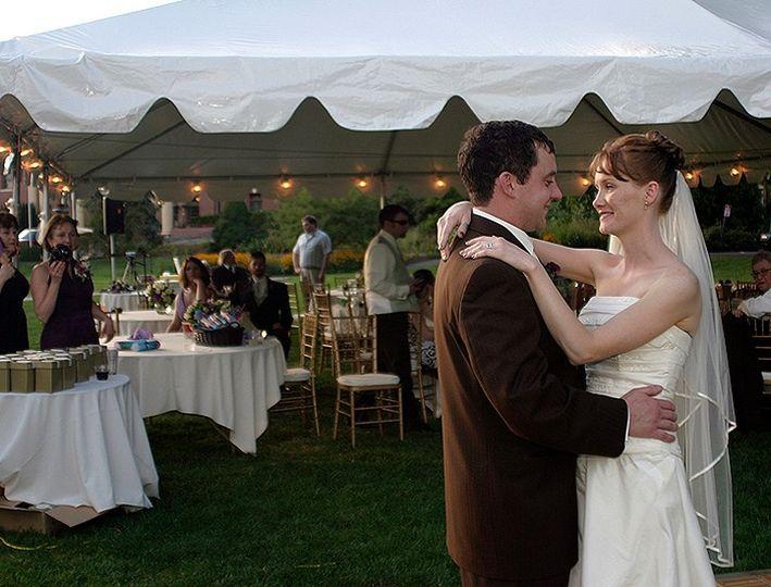 A reception in Hillsboro, Oregon