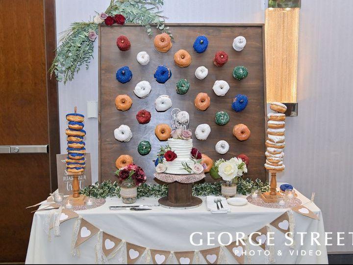 Tmx Donut Wall George Street Photography 51 204439 160996353126239 Minneapolis, MN wedding venue
