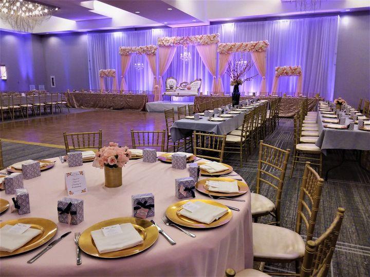Tmx Gold And Pink 2 51 204439 158353357198634 Minneapolis, MN wedding venue