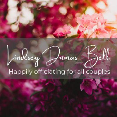 Lindsey Dumas-Bell, Officiant