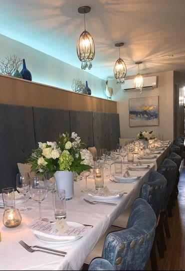 Elegant Dining Space