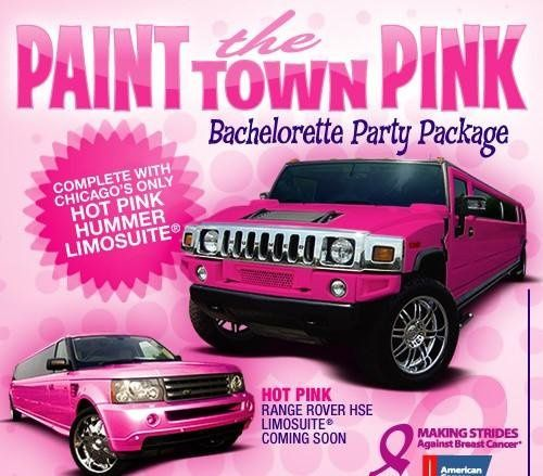 pinkbride