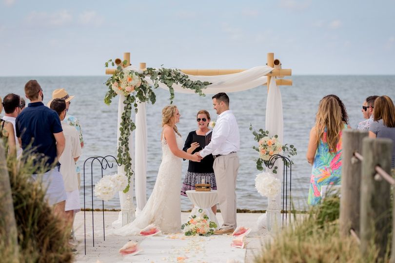 Key West wedding - Smathers