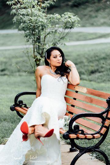 Saratoga Bride