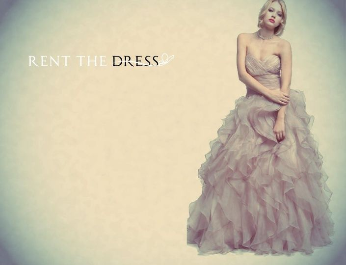 RentTheDress was created because you deserve to look amazing on your wedding day without spending...
