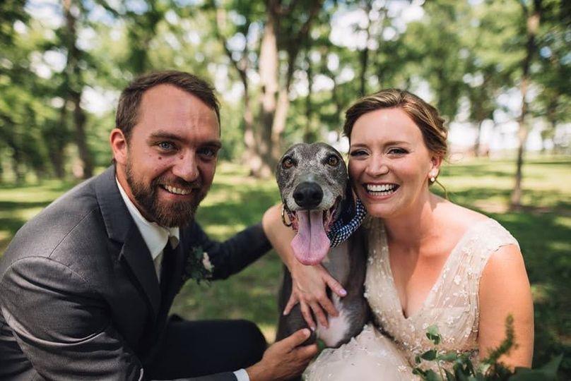 Wedding's best friend
