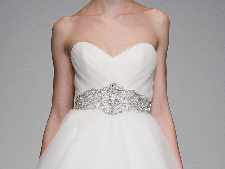 Tmx 1484011124377 Kenneth Pool Amour Detail Raleigh, North Carolina wedding dress