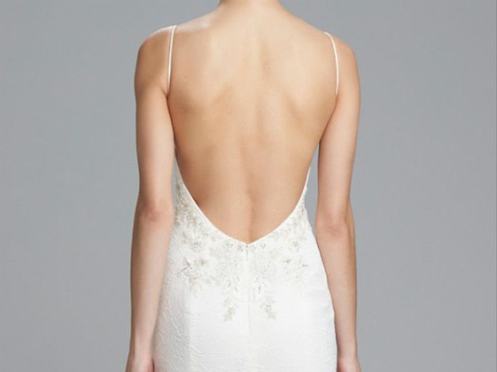 Tmx 1484011150557 Kenneth Pool Gigi Detail Raleigh, North Carolina wedding dress