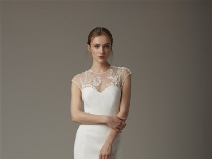 Tmx 1484011371154 Lela Rose The Parish Detail Raleigh, North Carolina wedding dress