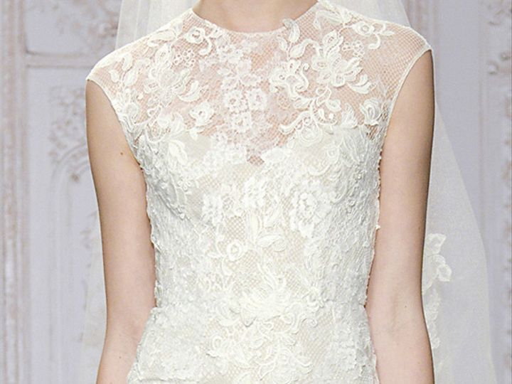 Tmx 1484011783217 Monique Lhuillier Stella Detail Raleigh, North Carolina wedding dress