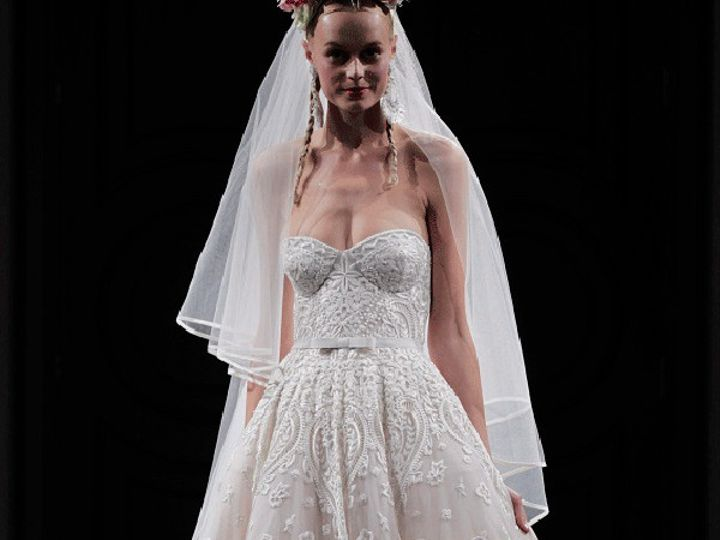 Tmx 1484012061113 Naeem Khan Almeria Raleigh, North Carolina wedding dress