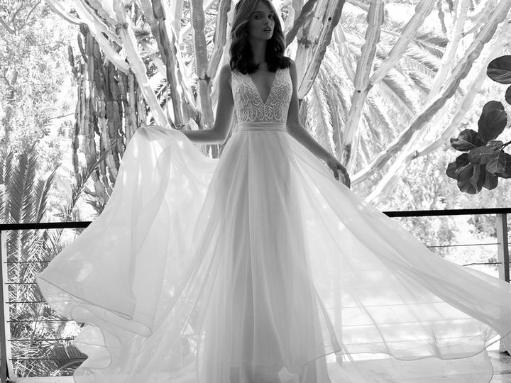 Tmx 1484012635755 Flora Martha 2 Raleigh, North Carolina wedding dress