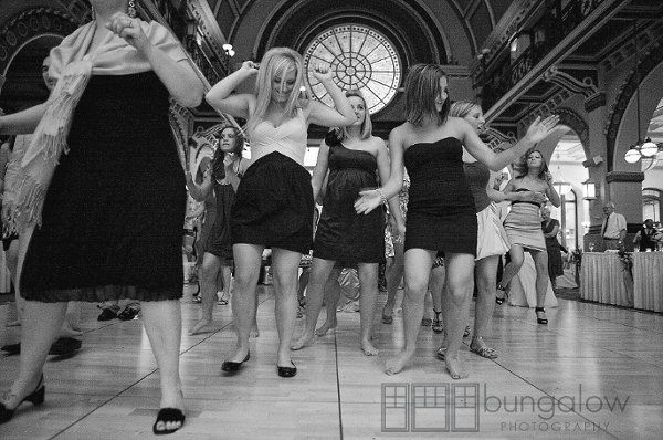 Dance Floor Rockin' At Crowne Plaza, Union Station