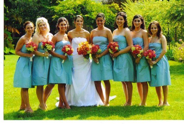 Tmx 1288645597211 Wedding073110bridalparty Glen Arm, MD wedding florist