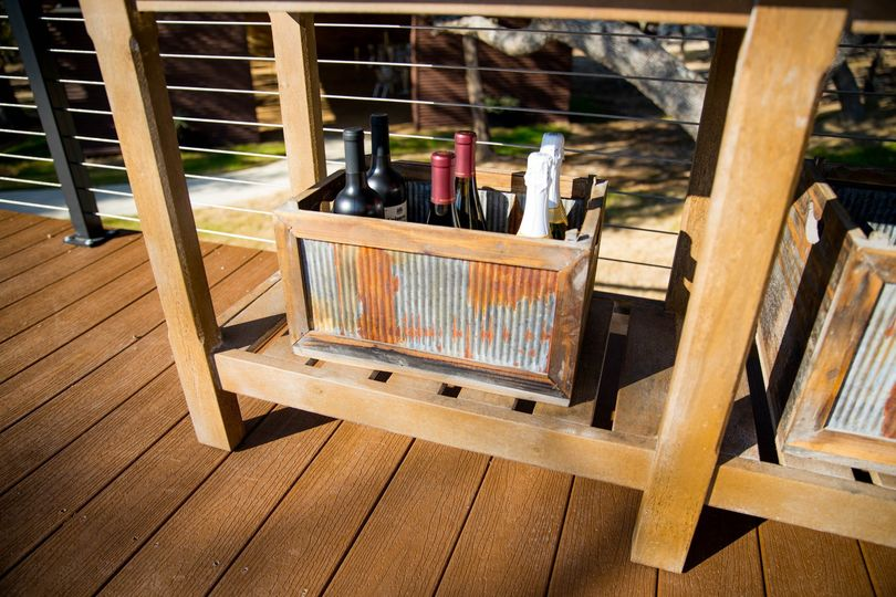 The Rustic Crate Set