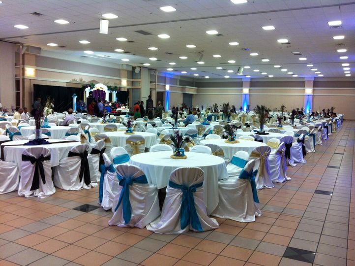 West Monroe Convention Center - Venue - West Monroe, LA - WeddingWire