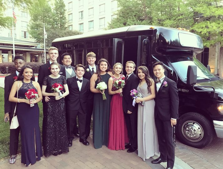 Clubster Party Bus