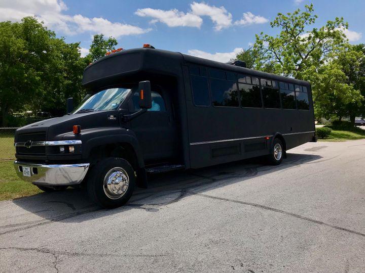 Goliath Party Bus