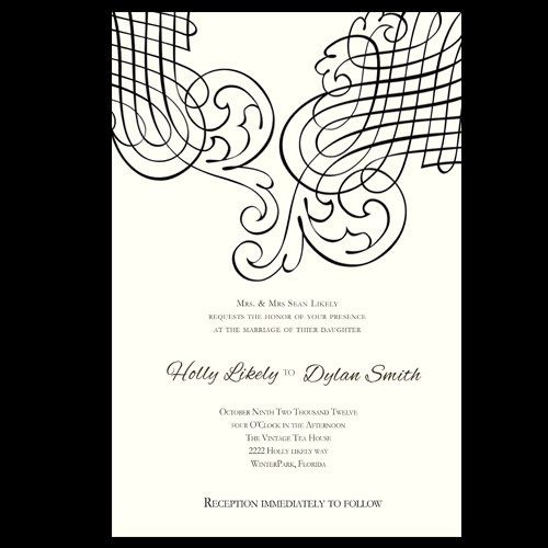 Tmx 1357576759049 Flairedelegance Orlando wedding invitation