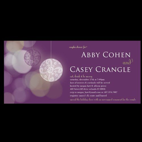 Tmx 1357576762244 Holidaycouples Orlando wedding invitation