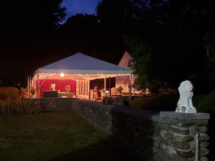 Our Optional Outdoor Pavillion
