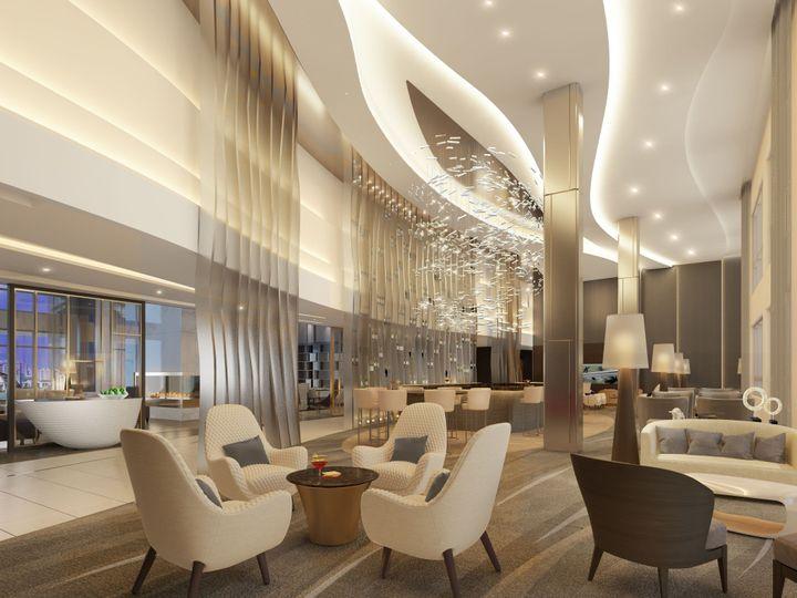 Tmx Hilton Aventura Lobby Ii 51 1962539 158929654784545 Miami, FL wedding venue