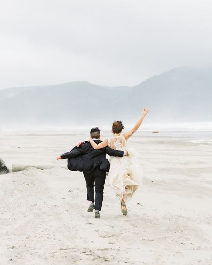 Oregon Beach Joy