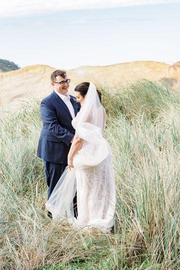 Oregon Coast Beach Wedding