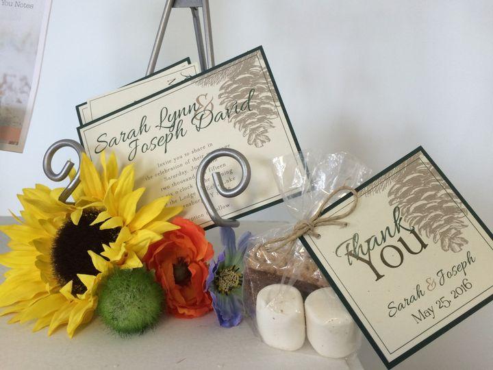 Tmx 1420212914195 Img1104 Queensbury wedding invitation