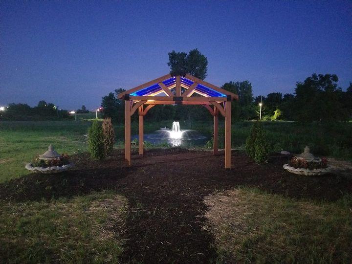 Tmx Lighted Fountain 51 1965539 160303846431013 Peculiar, MO wedding venue