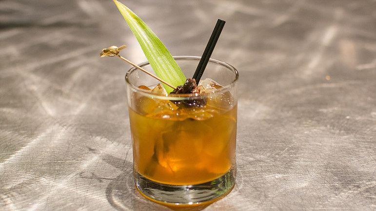 Custom cocktail creations