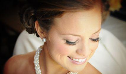 Makeup by Julie Sforza